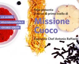 """""""Missione Cuoco"""", accende la passione per la cucina"""